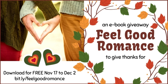 2018 November Feel Good Romance BF promo